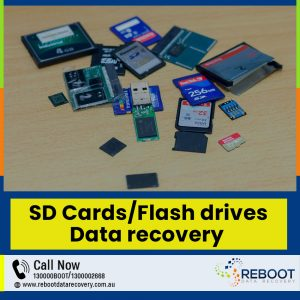 SD Cards/Flash Drives Data Recovery Australia